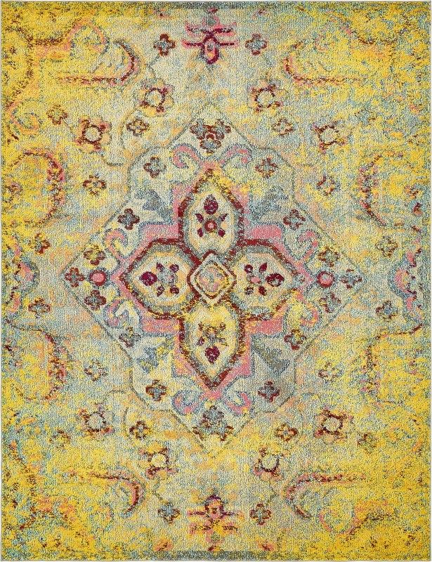 Cassava Machine Woven Area Rug Rug Size: Rectangle 8' x 10'