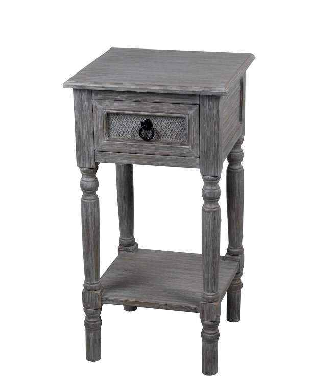 Theodora� 1 Drawer End Table