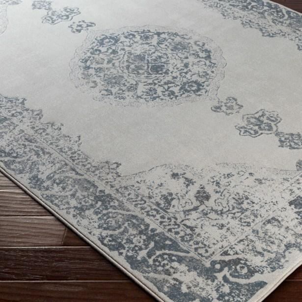 Jayson Beige/Gray Area Rug Rug Size: Rectangle 7'10