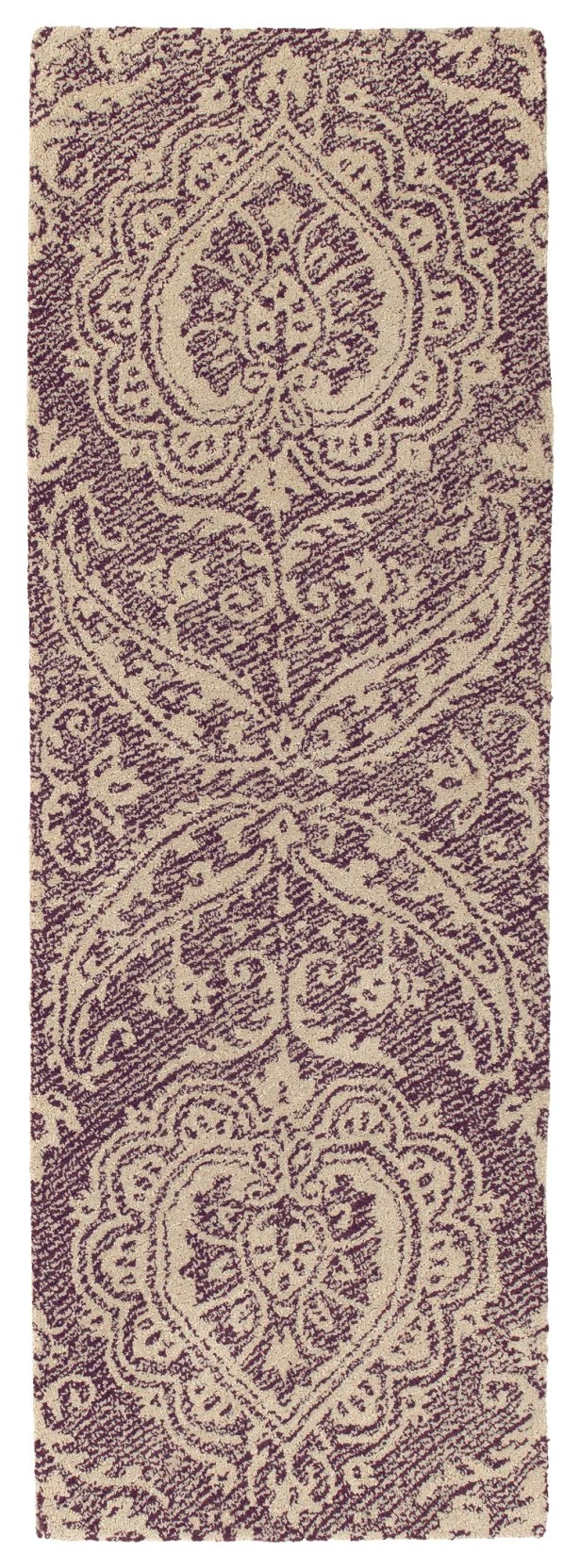 Crown Point Handmade Purple Indoor/Outdoor Area Rug Rug Size: Rectangle 9' x 12'