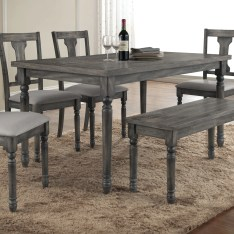 Dining Table Sets Parkland 6 Piece Dining Set