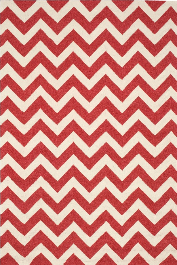 Oaknoll Red Indoor/Outdoor Area Rug Rug Size: Rectangle 5' x 7'6