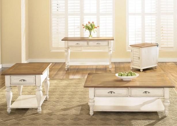 Neve 4 Piece Coffee Table Set