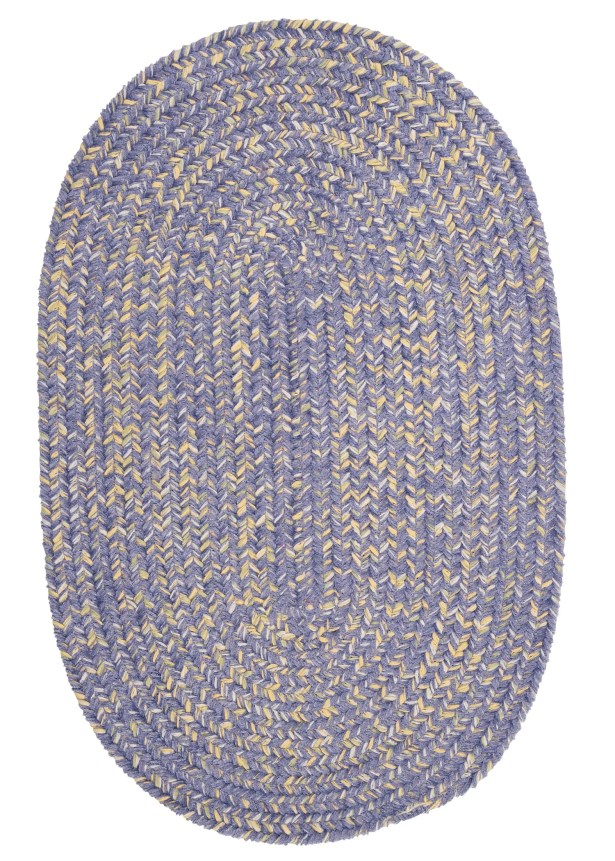 Annet Amethyst Area Rug Rug Size: Oval Runner 2' x 12'