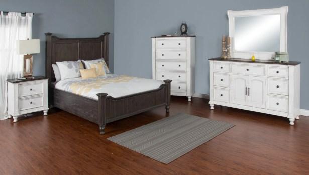 Sevigny Platform Configurable Bedroom Set