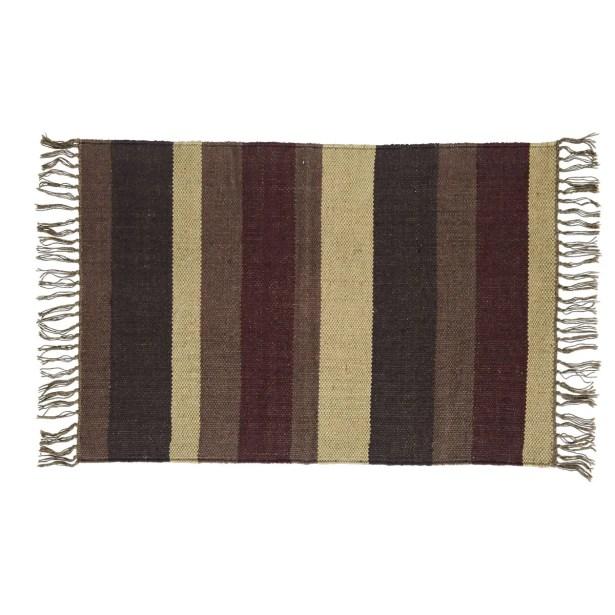 Cordie Kilim Area Rug Rug Size: 5' x 8'