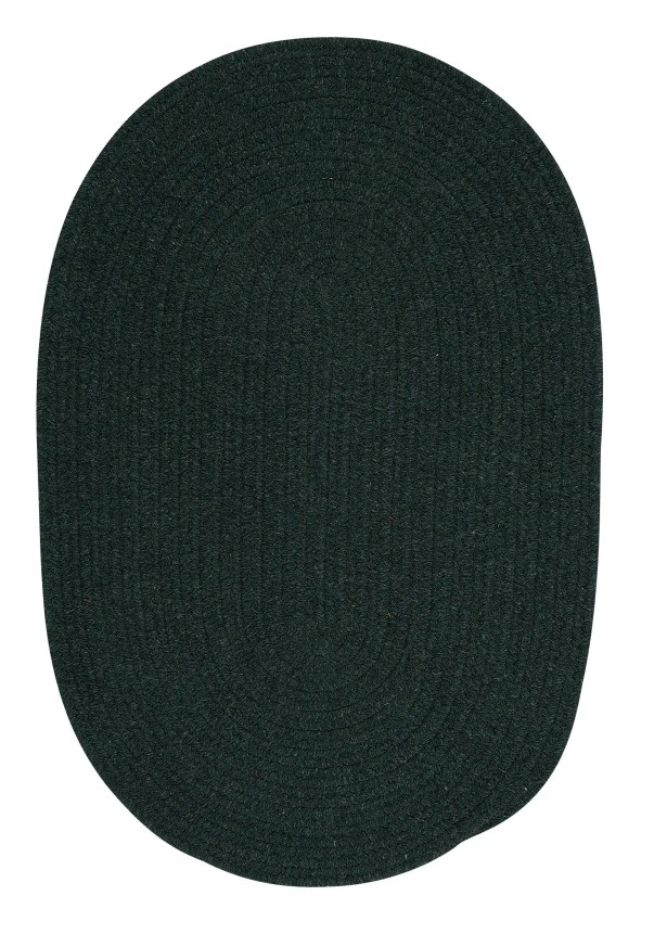 Navarrette Green Area Rug Rug Size: Oval 2' x 6'