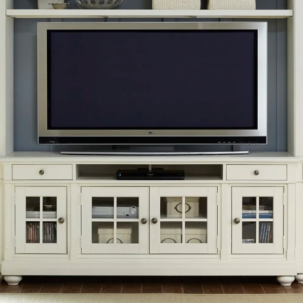 Saguenay TV Stand Width of TV Stand: 74