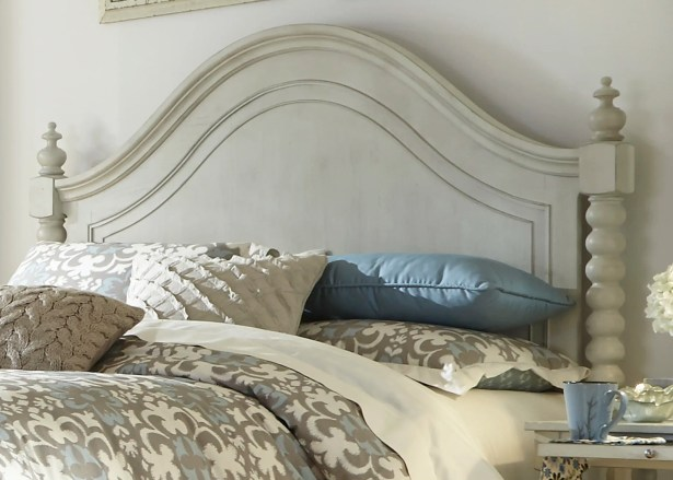 Saguenay Panel Headboard Size: King, Color: Dove Gray