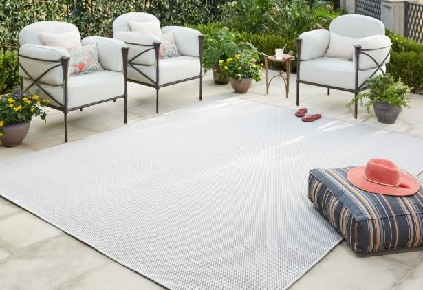 Sullivan Gray Indoor/Outdoor Area Rug Rug Size: Rectangle 10'6