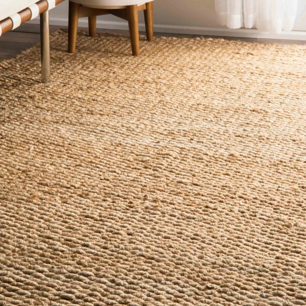 Southold Hand-Woven Brown Area Rug Rug Size: Rectangle 12' x 15'