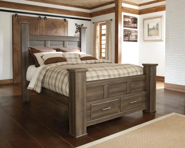 Granite Range Storage Panel Bed