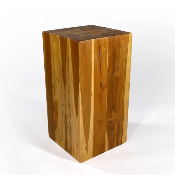 Goosenest End Table Size: 23