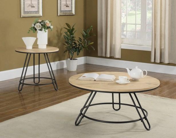 Mcgeorge 2 Piece Coffee Table Set