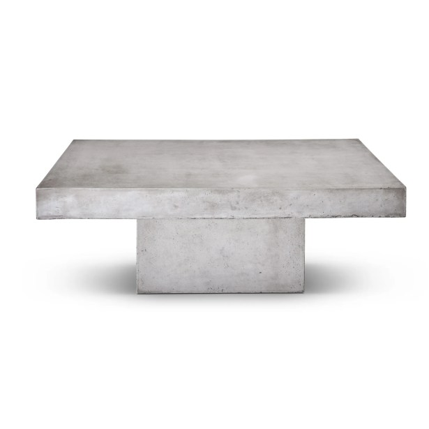 Ranchester Coffee Table Color: Natural Charcaol
