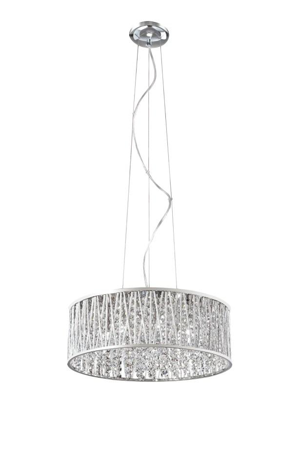 Longchamps 7-Light Crystal Chandelier