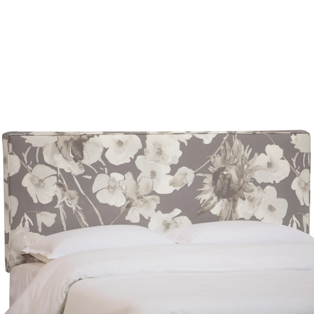 Willeford Upholstered Panel Headboard Size: Twin