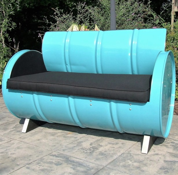 Tucson Loveseat with Cushions