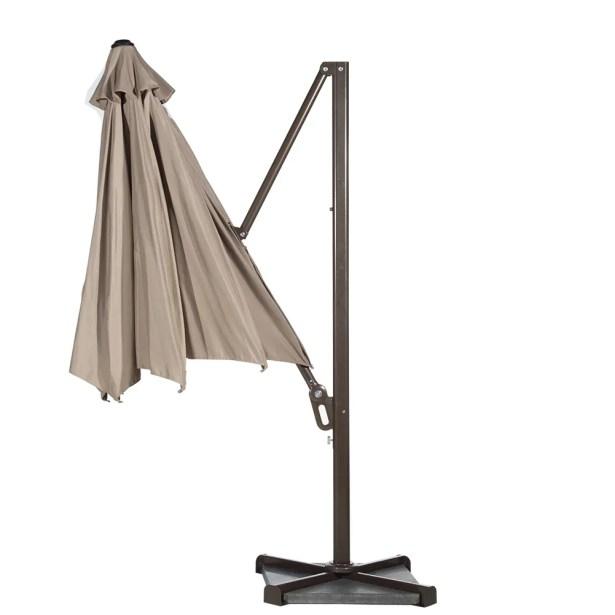 11' Cantilever Umbrella Color: Tan