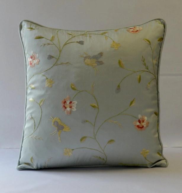 Le Pappillion Throw Pillow