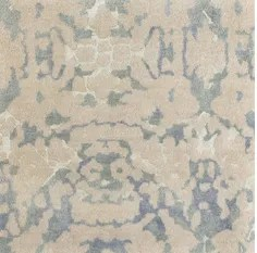 Marina Hand-Knotted Neutral/Green Area Rug Rug Size: Rectangle 9' x 13'