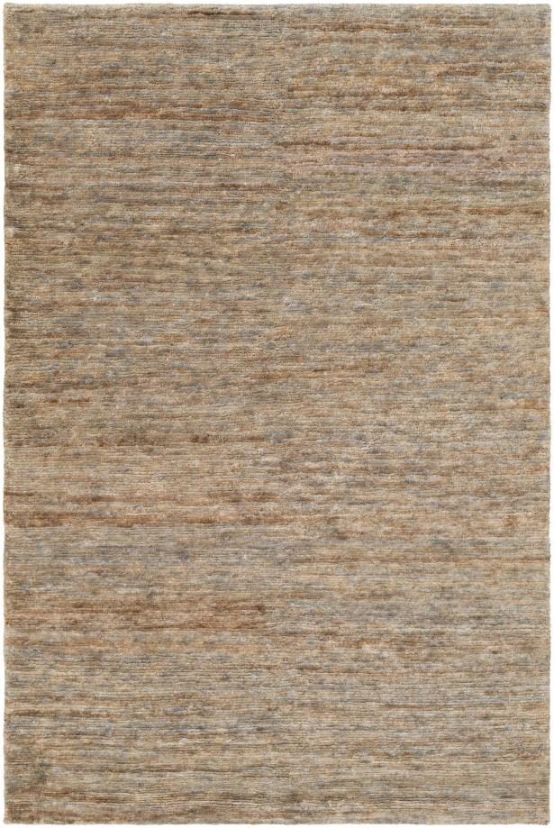 Nondoue Gray Area Rug Rug Size: Rectangle 8' x 10'