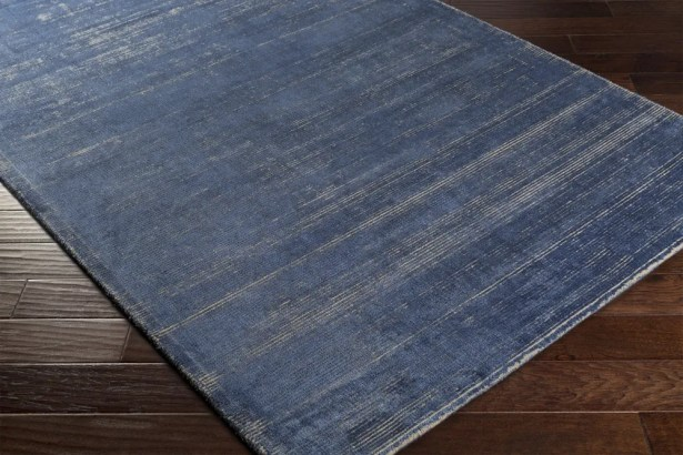 Cora Hand-Loomed Area Rug Rug Size: Rectangle 8' x 10'
