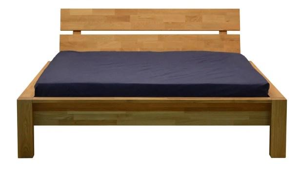 Woody Queen Platform Bed