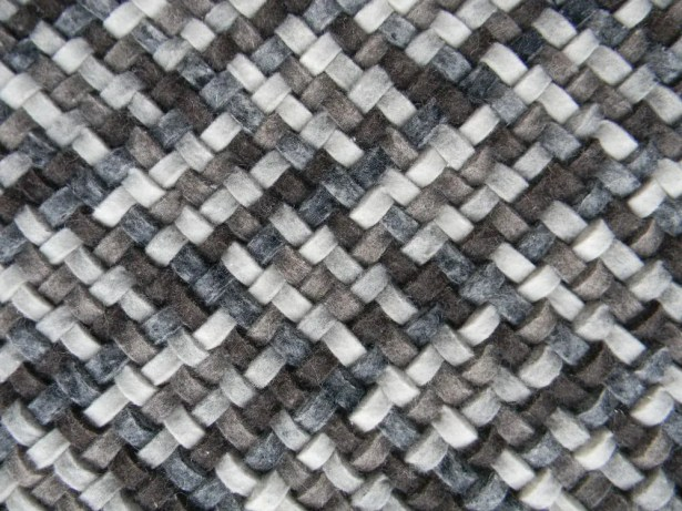 Scales Multi Gray Area Rug Rug Size: Rectangle 9' x 12'