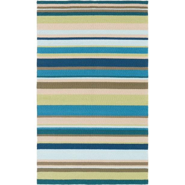 Mariela Fern Indoor/Outdoor Rug Rug Size: Rectangle 9' x 12'