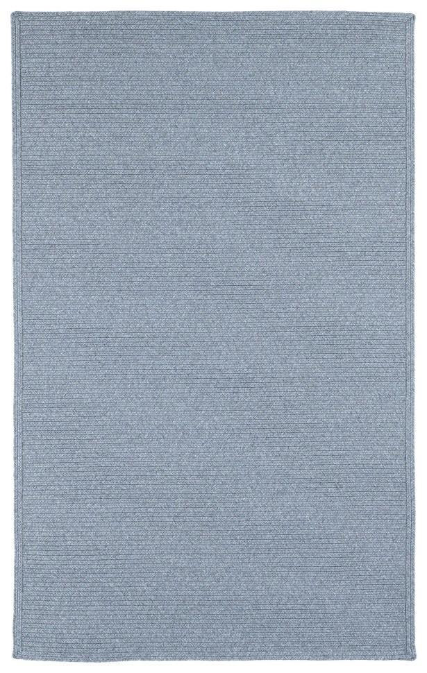 Dunbar Azure Indoor/Outdoor Area Rug Rug Size: Rectangle 5' x 8'