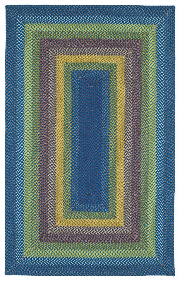 Partridge Multi Indoor/Outdoor Area Rug Rug Size: Rectangle 5' x 8'