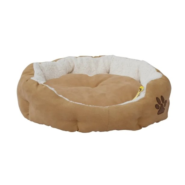 Meisel Soft Plush Pet Cushion Bolster