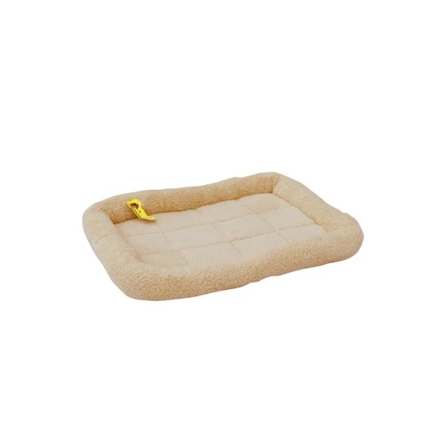 Melba Plush Comfy Mat/Pad Size: Medium