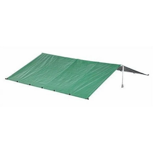 Merritt Waterproof Dog Kennel Roof Cover with Aluminum Grommets Size: 19.6