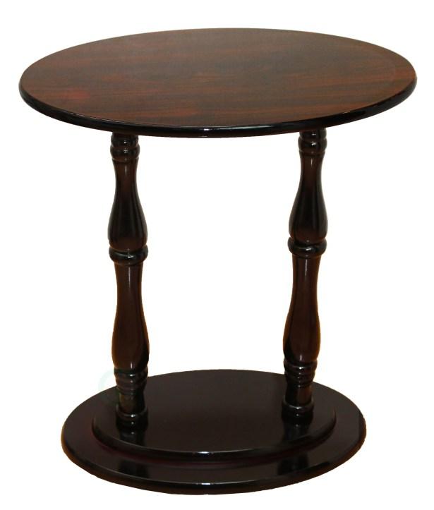 End Table Color: Espresso Brown