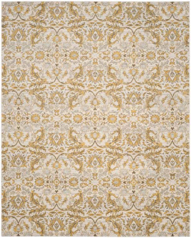 Sagebrush Gold Area Rug Rug Size: Rectangle 10' x 14'