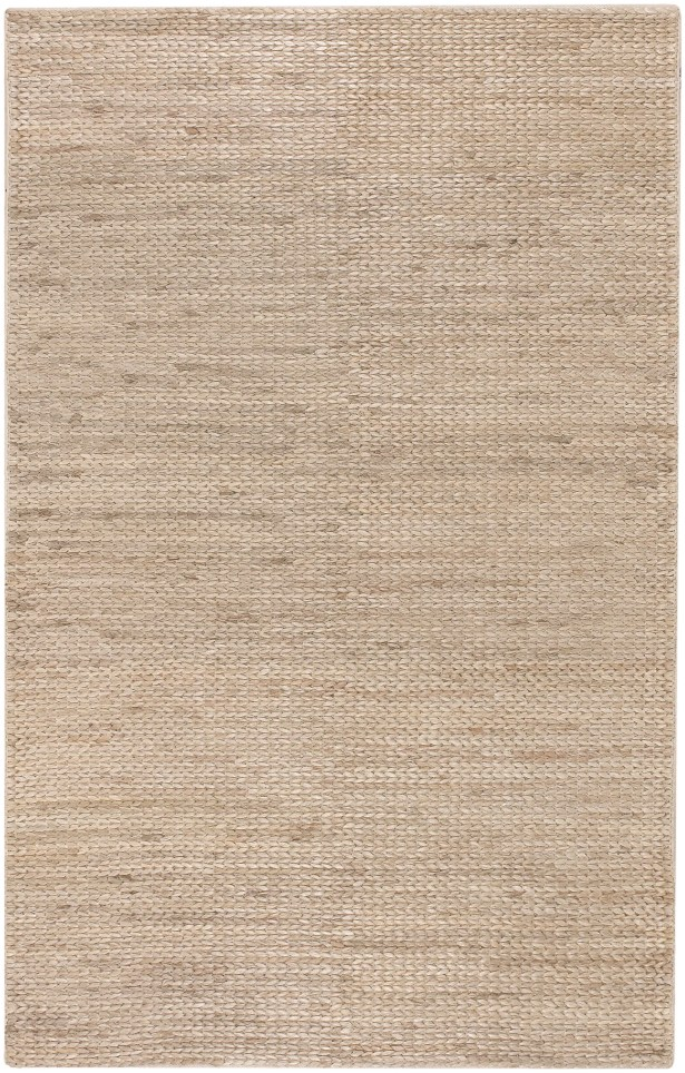 Tai Hand Woven Beige Area Rug Rug Size: Rectangle 3'6