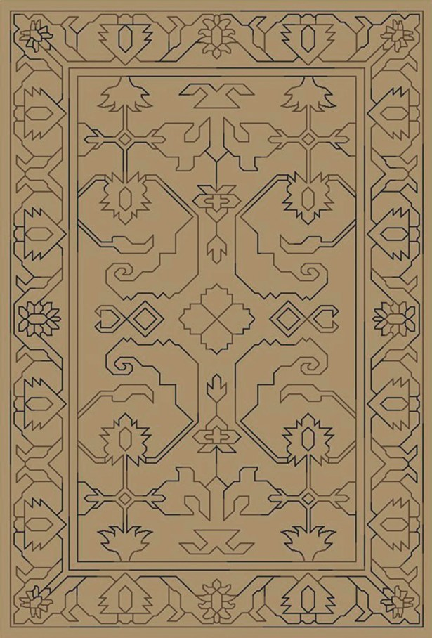 Singita Hand Woven Gray Area Rug Rug Size: Rectangle 6' x 9'