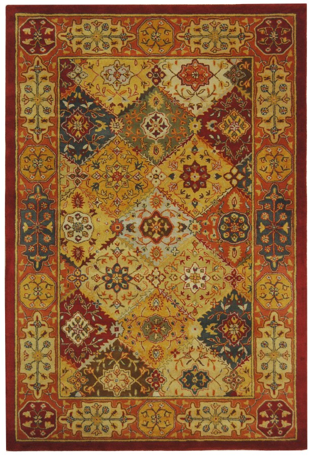 Balthrop Floral Area Rug Rug Size: Rectangle 12' x 15'
