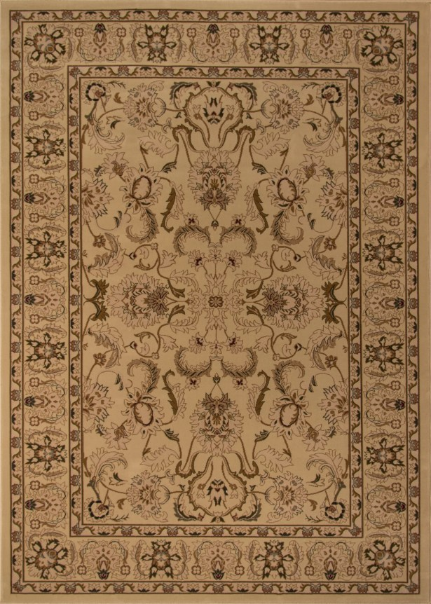 Mira Monte Ivory Area Rug Rug Size: Rectangle 11'3