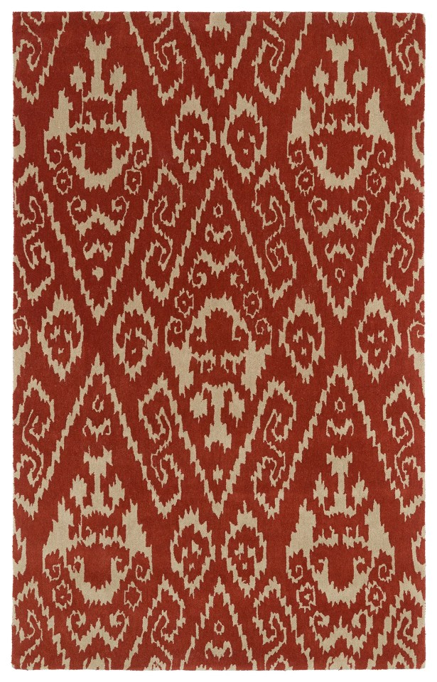 Rodeo Salsa Area Rug Rug Size: Rectangle 9'6