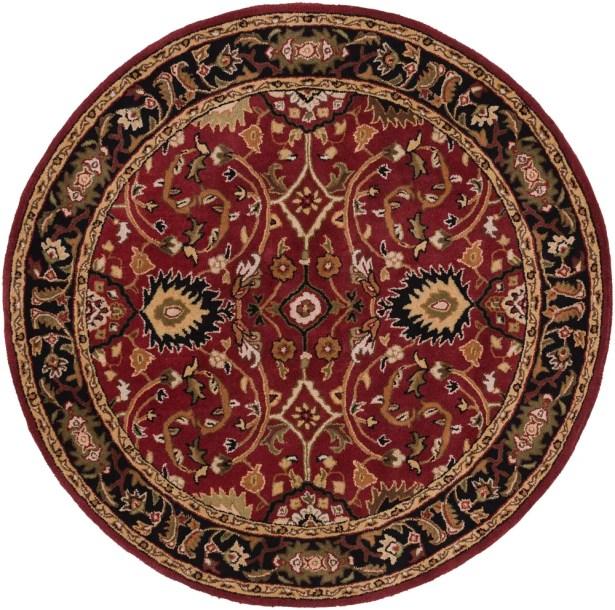 Topaz Wool Area Rug Rug Size: Rectangle 8' x 11'