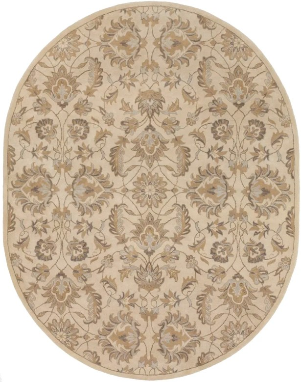 Topaz Hand-Tufted Area Rug Rug Size: Rectangle 8' x 11'