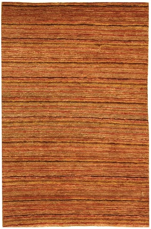 Elaine Contemporary Brown Area Rug Rug Size: Rectangle 9' x 12'