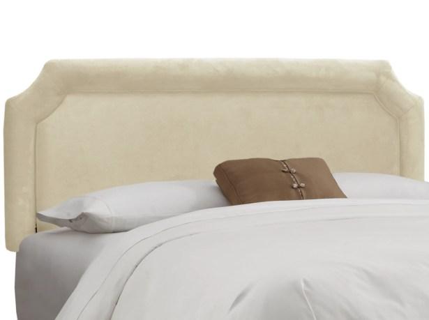Chittening Upholstered Panel Headboard Upholstery: Regal Smoke, Size: Full