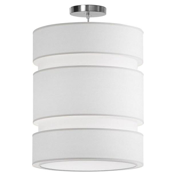 Lena 2-Light Pendant Size: 24