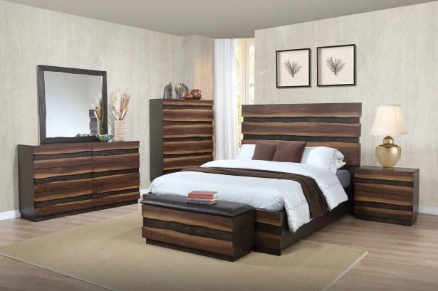 Polegate Platform Bed Size: California King