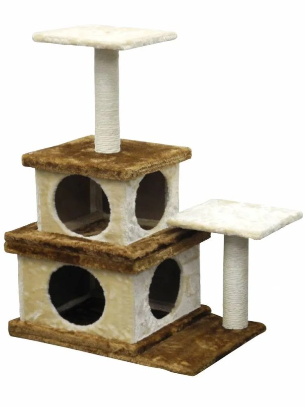 Light Weight Economical Cat Tree