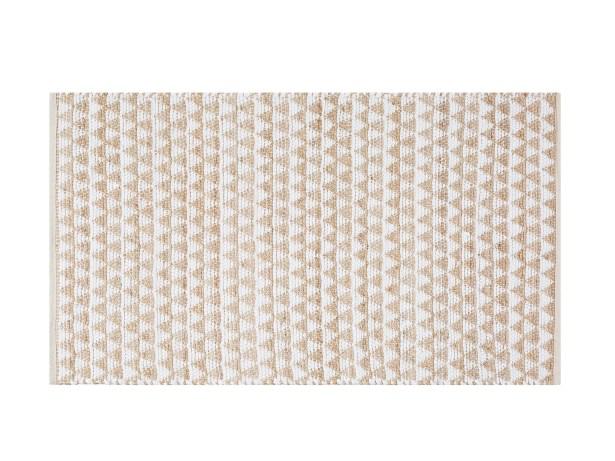 Tunceli Handwoven Beige Area Rug Rug Size: Rectangle 2'7